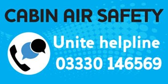 Unite cabin air safety helpline