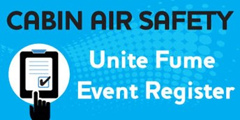 Unite fume event register
