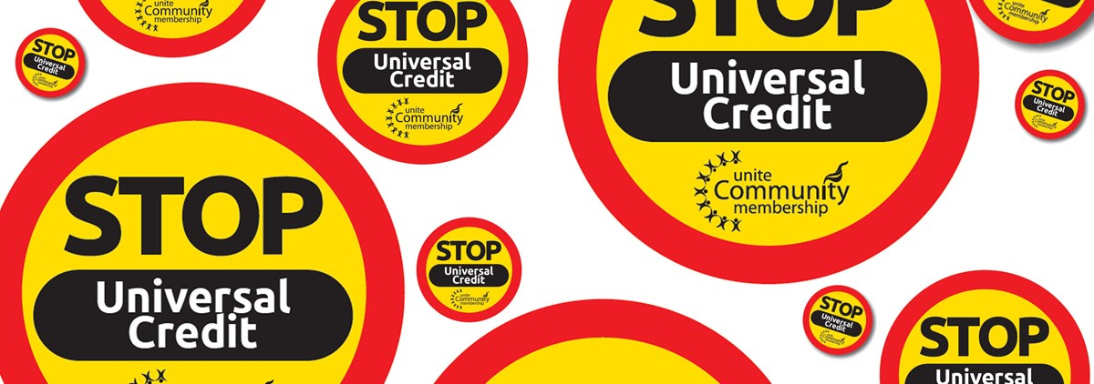 Stop Universal Credit ident