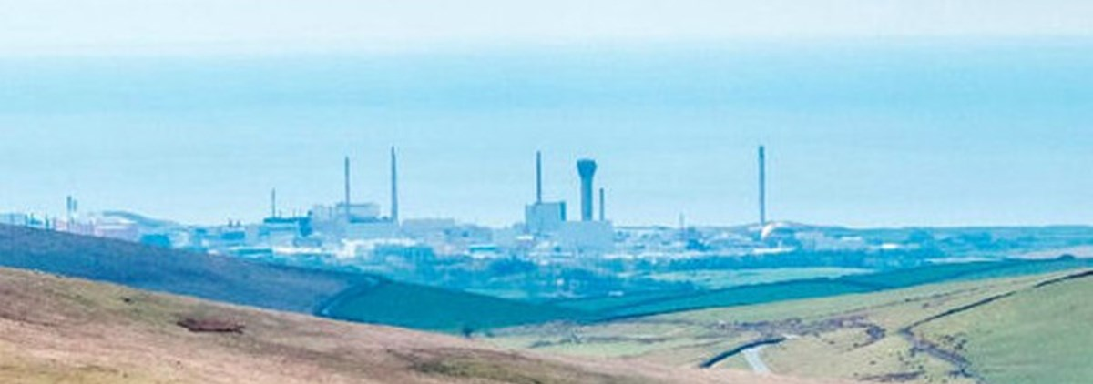 Sellafield Outside