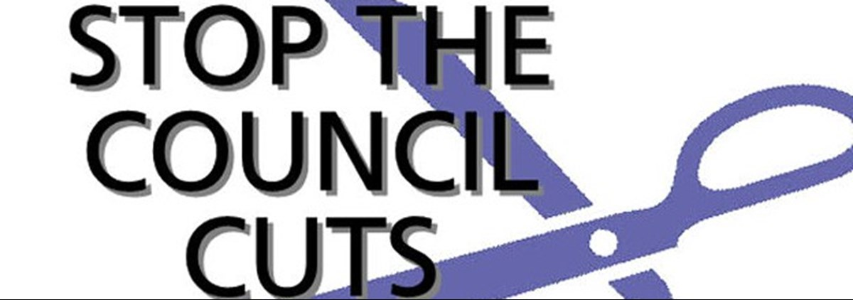 Stop The Council Cuts