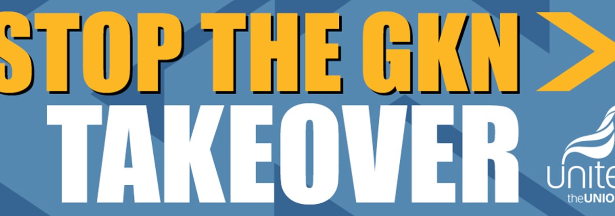 Stop the GKN Takeover