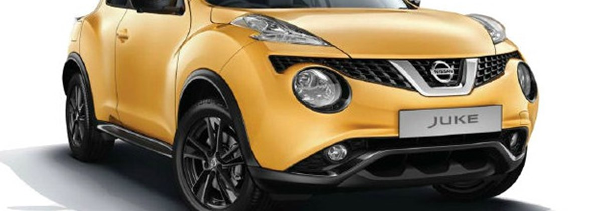 Nissan Juke - Photo by Nissan
