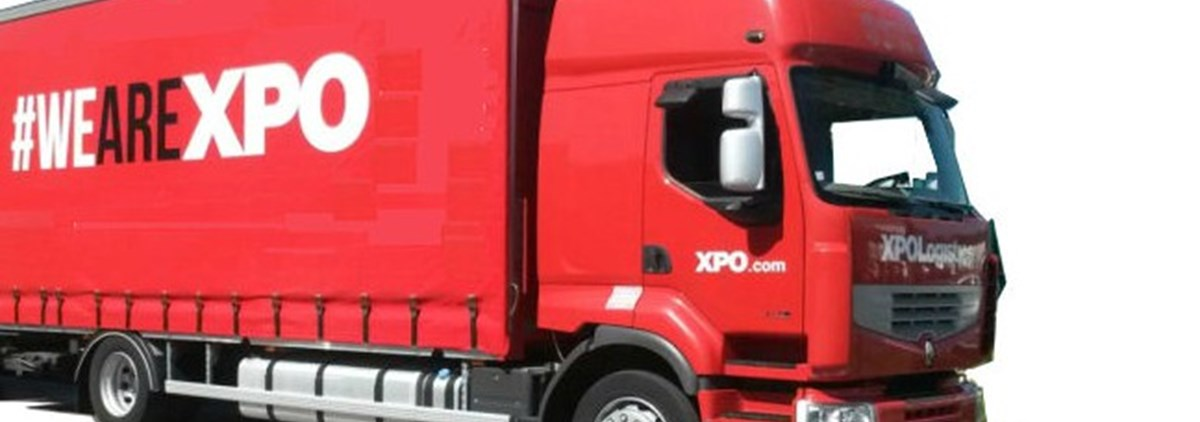 XPO Logistics Vehicle