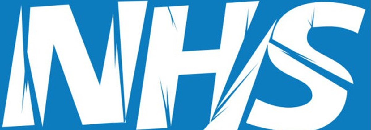NHS Broken Logo