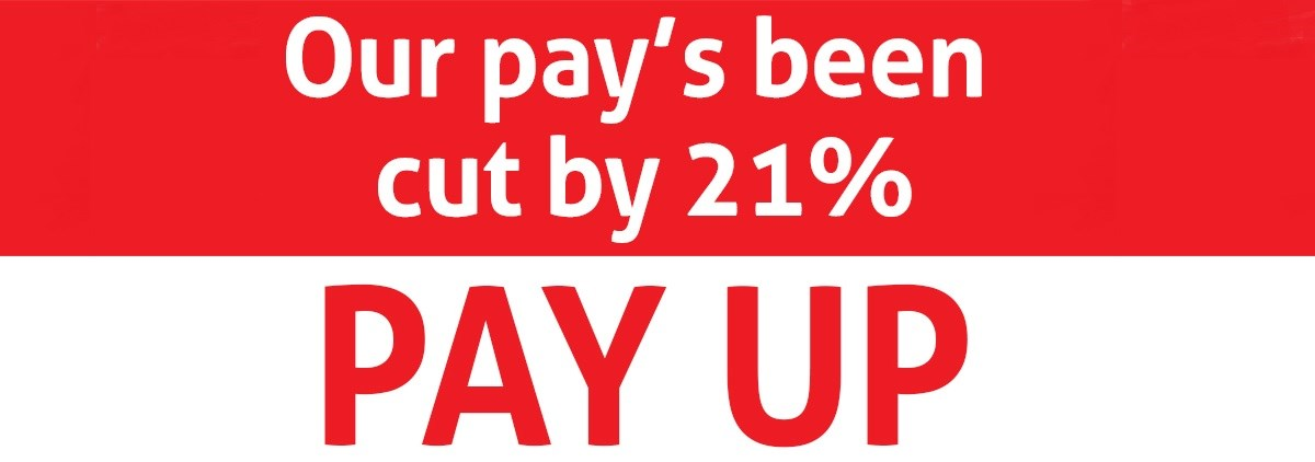 Pay Up For Local Authority Workers