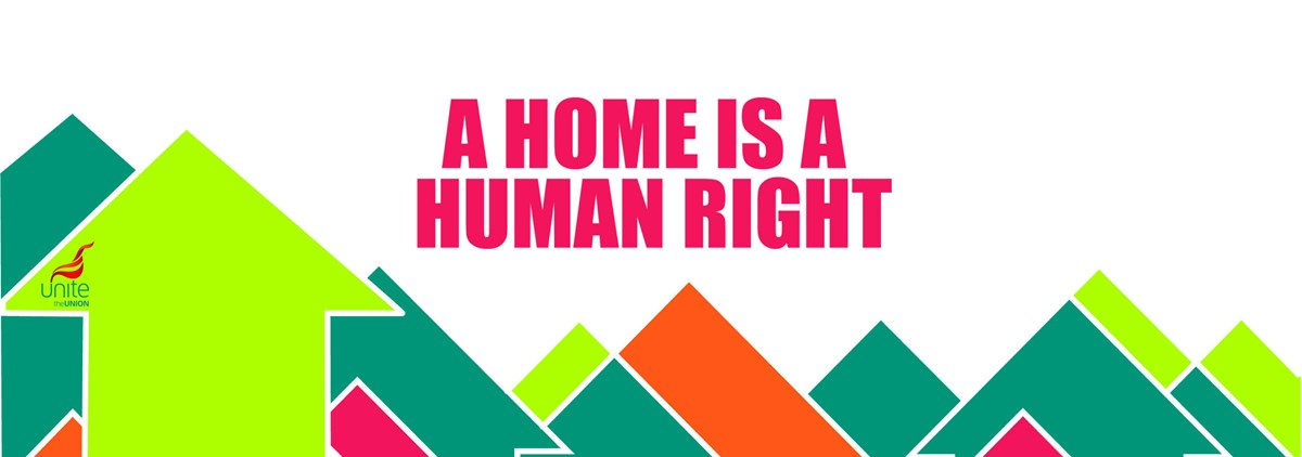 A home is a human right