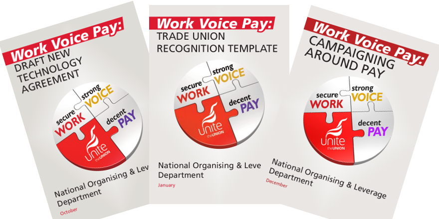 Work Voice Pay guides