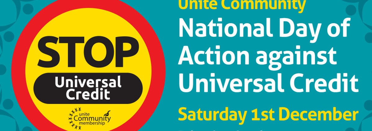 Join the national day of action against universal credit