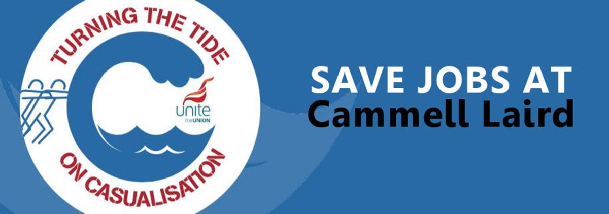 Save jobs at Cammell Laird