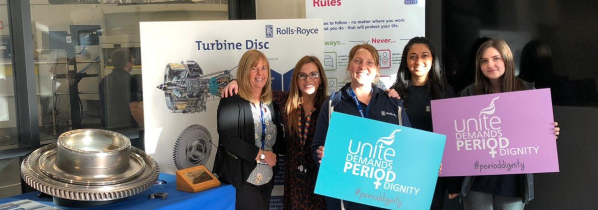 Rolls-Royce 'leads the way' with global backing for Unite's period
