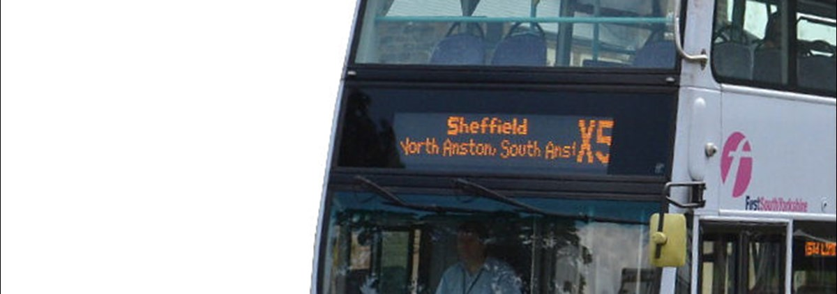 First Bus Sheffield