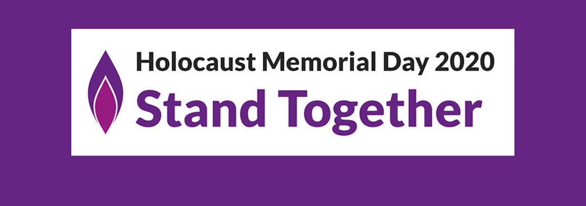 Stand Together for Holocaust Memorial Day 2020