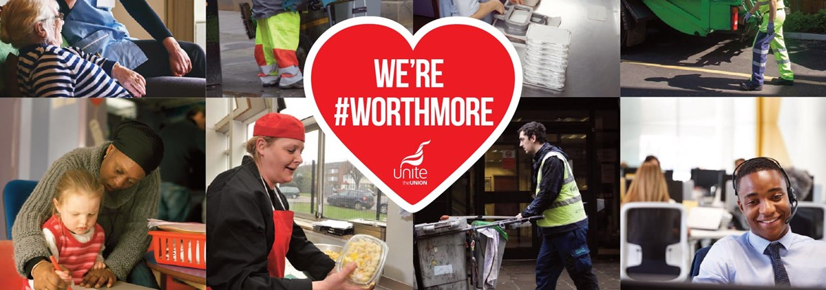 We are worth more