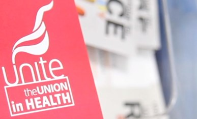 Unite in Health website