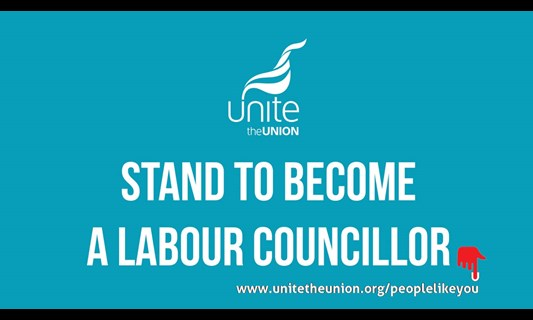 Stand to become a Labour councillor