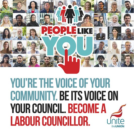 Become a Labour councillor